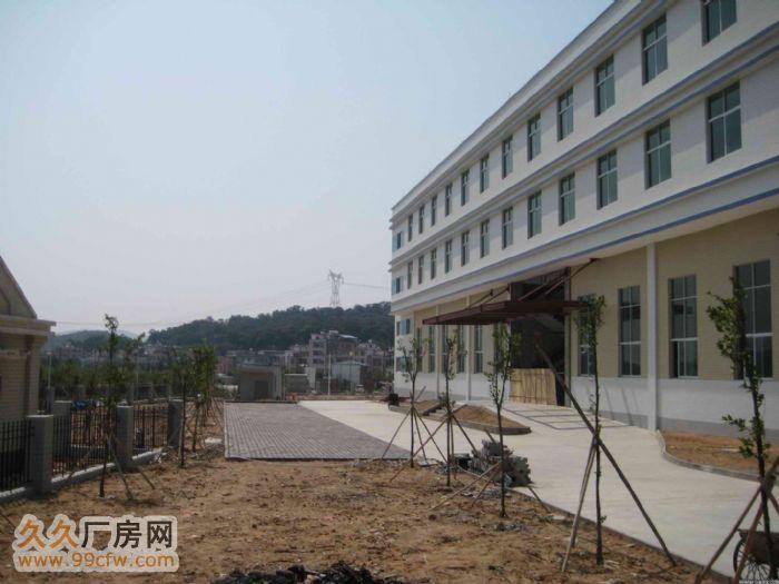 位于花都区花山镇3400方标准厂房出租-图(1)