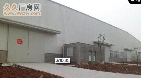 【2图】江津双福工业园区6000平米钢结构厂房出租