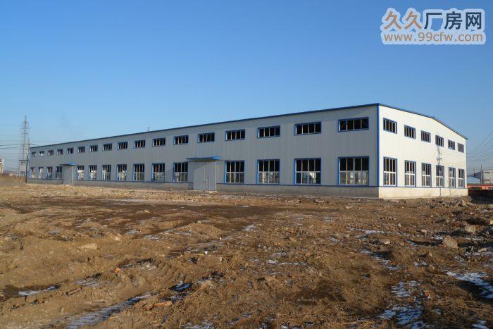首山与灵山交界处厂房3300平、场地14000平,出租、出卖-图(1)