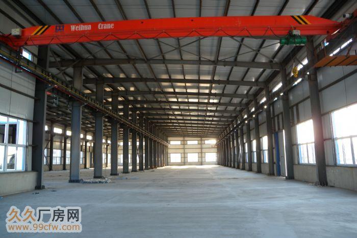 首山3300平新厂房和21亩场院出卖、出租-图(3)