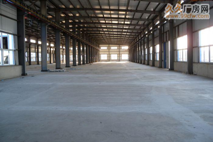 首山3300平新厂房和21亩场院出卖、出租-图(4)