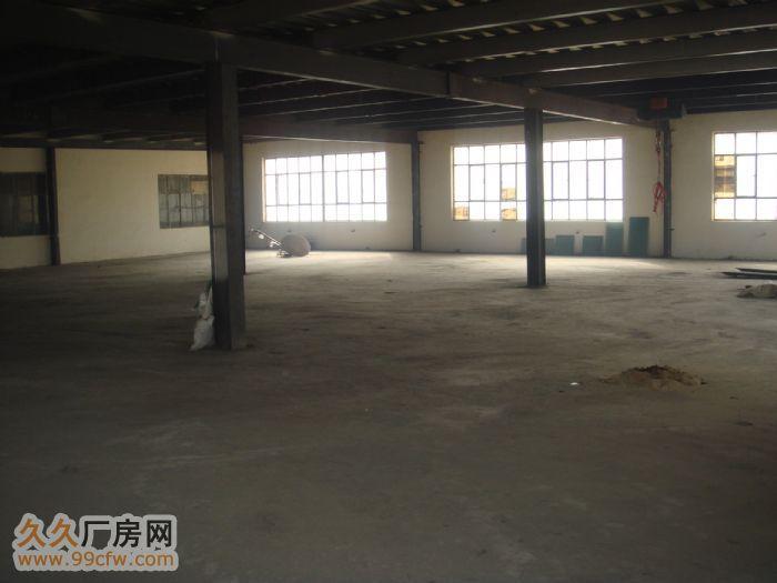 土门墩钢材总部对面主干道旁大型3000多平米车间出租-图(1)