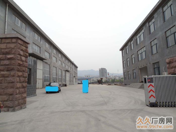 新建钢结构标准厂房两个