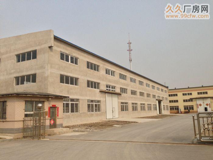 站前工业园2000平方米新建厂房出租-图(1)
