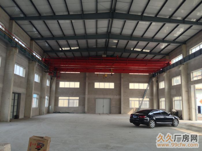站前工业园2000平方米新建厂房出租-图(4)