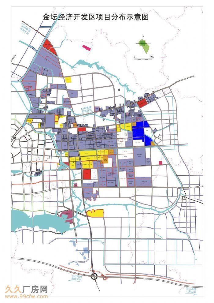 政府40−100亩国有工业用地出售-图(2)