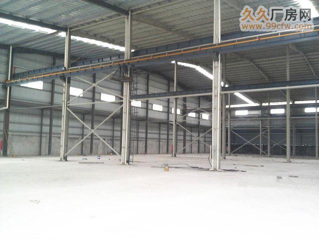 顺德/顺德北滘工业区8000平方钢结构厂房出租