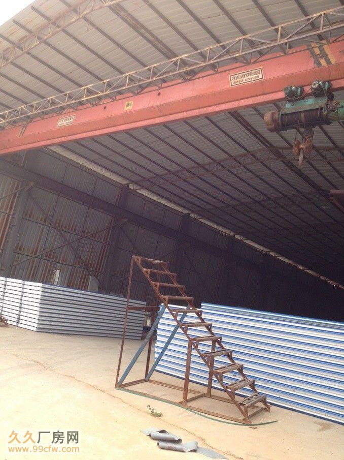 【5图】轻型钢结构厂房出租3000㎡-其他厂房-南宁