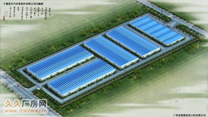 标准钢结构4S店出租-图(1)