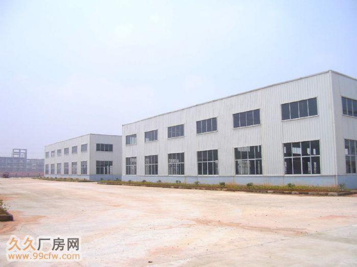 钢架结构厂房诚心出租-图(1)