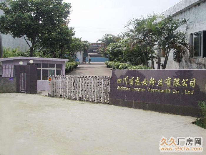 重庆周边1.1万平米厂房出租或者转让-图(1)
