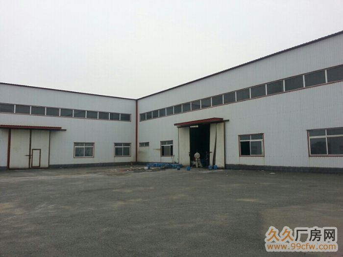 出租2000㎡厂房及三层精装办公楼的独立院儿-图(2)