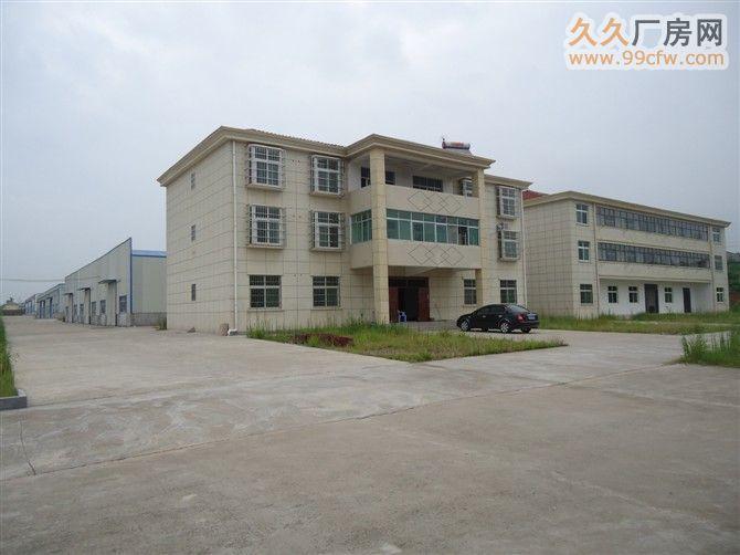江西省金溪县工业园C区有18000平方米大型厂房出租-图(1)