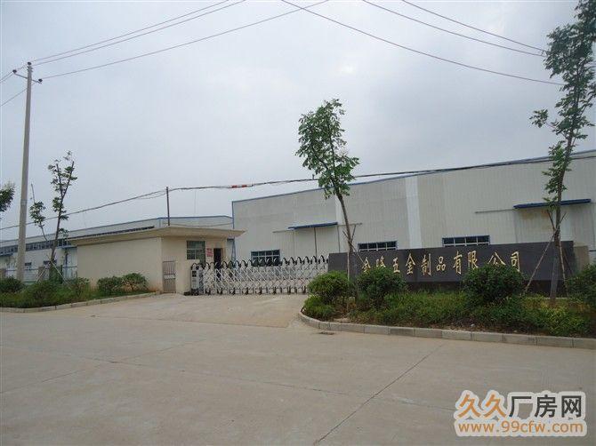 江西省金溪县工业园C区有18000平方米大型厂房出租-图(3)