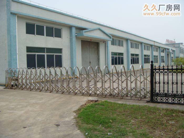 独立单层工业厂房招租-图(1)