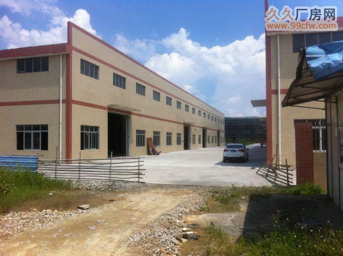 富湾工业区20000方全新独立标准厂房出租(电2000K)-图(1)