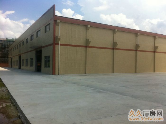 富湾工业区20000方全新独立标准厂房出租(电2000K)-图(3)