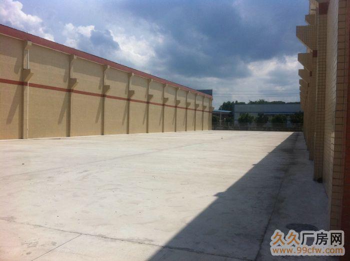 富湾工业区20000方全新独立标准厂房出租(电2000K)-图(4)