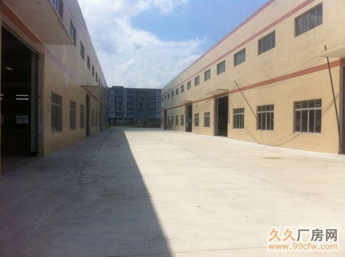 富湾工业区20000方全新独立标准厂房出租(电2000K)-图(5)