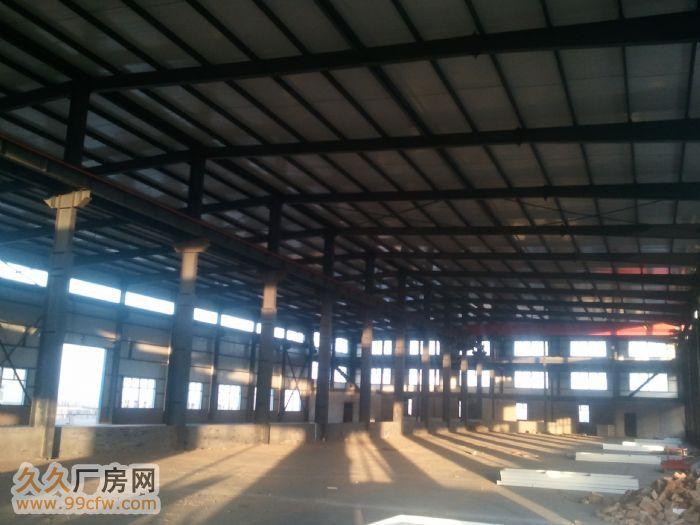 宁夏石嘴山自有标准钢构厂房租售-图(4)