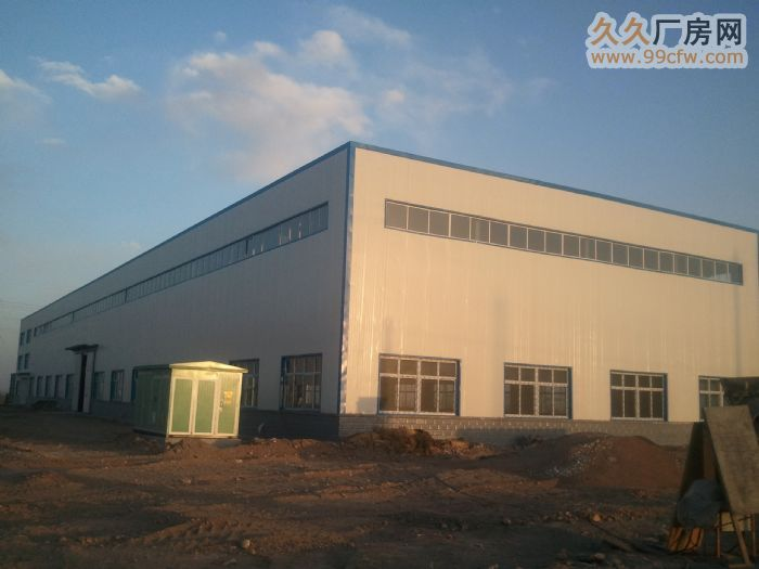 宁夏石嘴山自有标准钢构厂房租售-图(5)