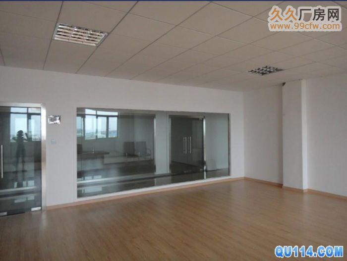 广州开发区西区甲级写字楼870m²出租-图(1)