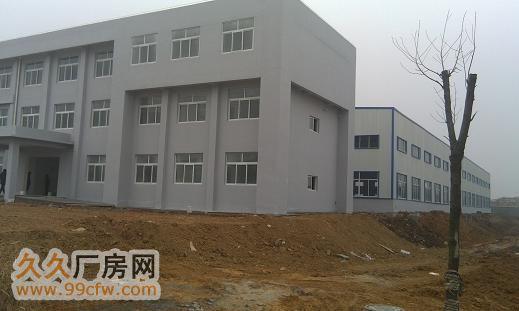新建现代标准厂房面积11000平整体转让或出租-图(1)
