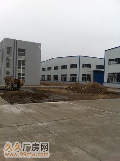 新建现代标准厂房面积11000平整体转让或出租-图(3)