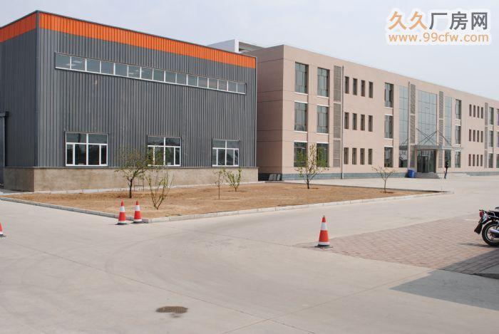 东河铝业园区新建钢结构标准厂房对外出租-图(2)