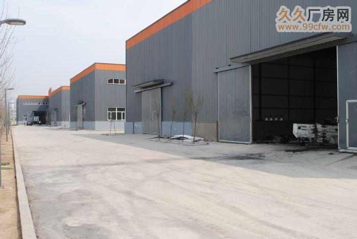 东河铝业园区新建钢结构标准厂房对外出租-图(3)