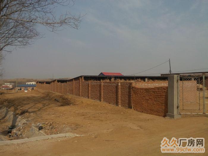 皮口镇果木园村畜牧养殖基地出售-图(1)