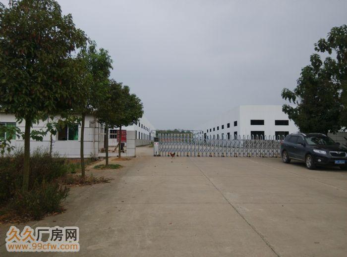 大型钢结构标准厂房出租永州零陵207-图(2)
