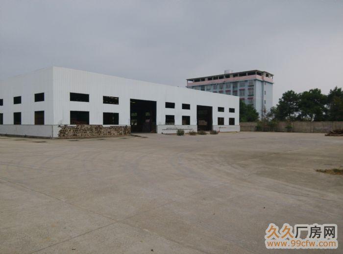 大型钢结构标准厂房出租永州零陵207-图(4)