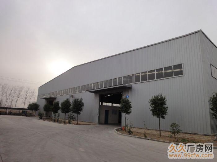 【7图】亳州市涡阳工业园区钢结构车间出租-涡阳厂房
