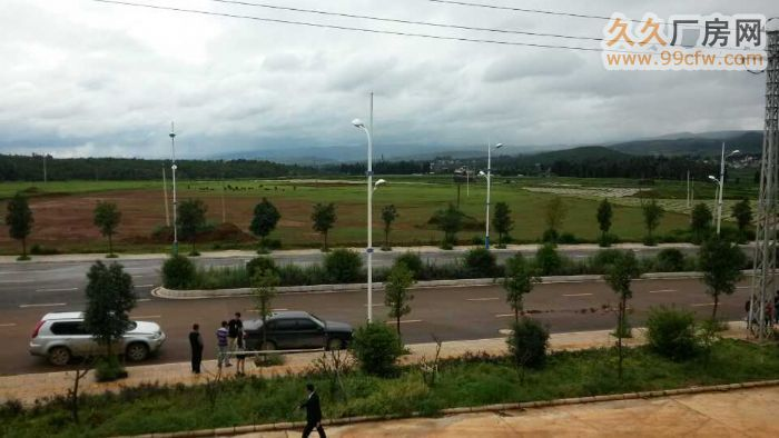 工业园平整土地出售,14万每亩全昆明最低价-图(3)