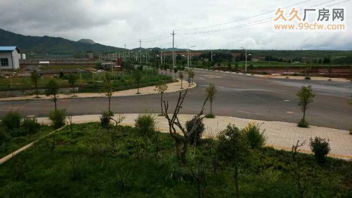 工业园平整土地出售,14万每亩全昆明最低价-图(4)