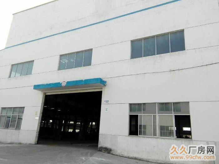 缙云县五东工业园区有5000多平设备齐全的标准厂房出租-图(1)