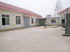 厂房出租独家独院,有水有电,毗邻106国道,交通便利。-图(1)