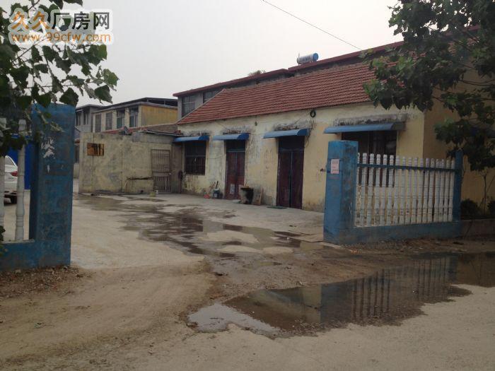 滕州高庄站牌旁厂房急租-图(1)
