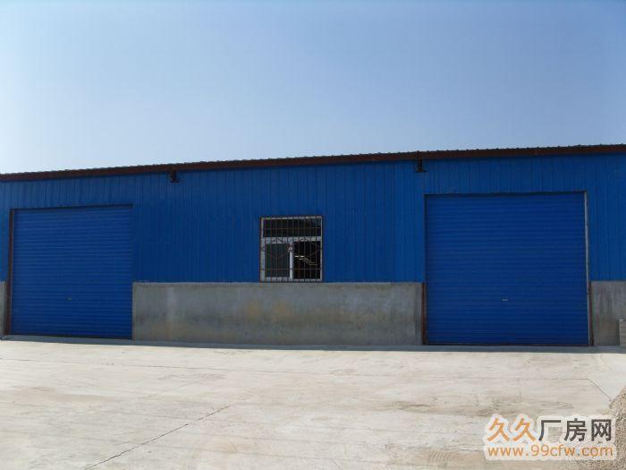 我公司两个独院3000平米,1700平米钢结构厂房-图(2)