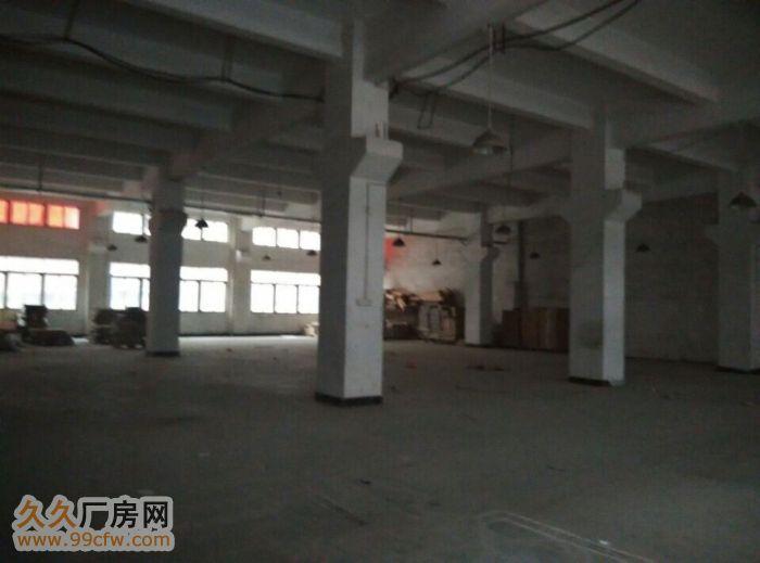 光明新区龙大高速长丰工业园1至2楼各2600平出租-图(1)