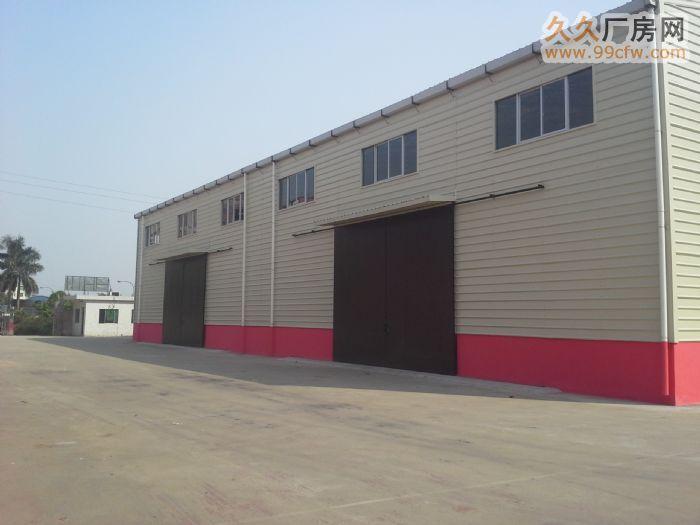 【6图】10吨单一层钢结构厂房出租-增城厂房-广州