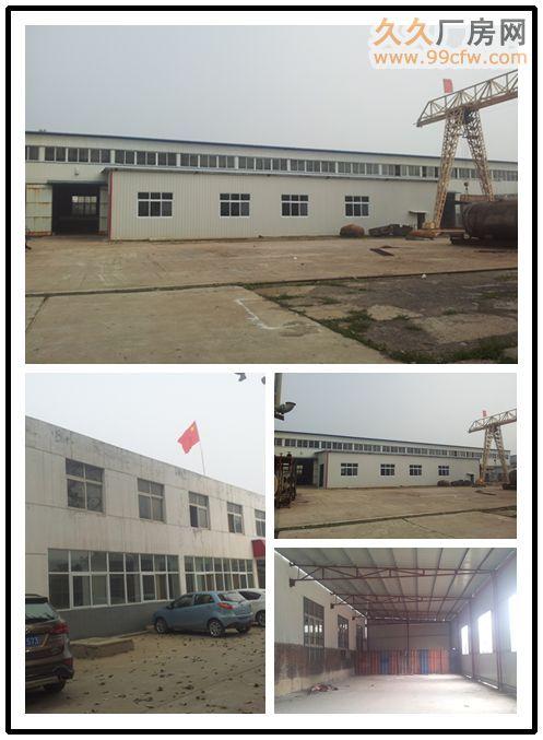 行业服务中心院内300多平厂房出租带办公楼-图(2)