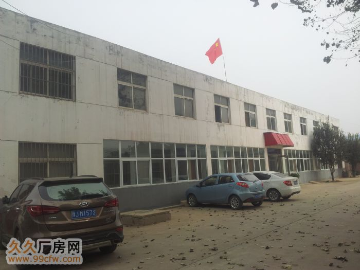 行业服务中心院内300多平厂房出租带办公楼-图(4)
