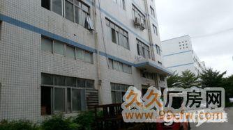 龙华新区大浪商业中心旁边独栋6030平米招租-图(1)