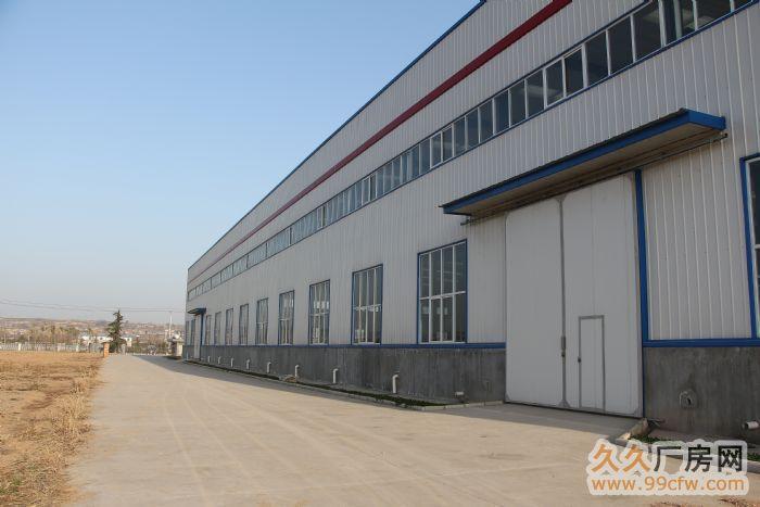千河工业园标准工业厂房寻求项目合作、出租(整租,分组均可)-图(1)