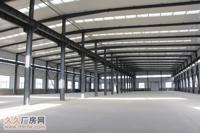 千河工业园标准工业厂房寻求项目合作、出租(整租,分组均可)-图(3)
