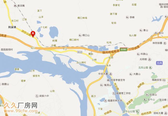 闽侯县荆溪镇溪头工业区3000平方厂房出租-图(1)