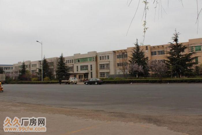 青岛中天工业园厂房对外出租出售-图(1)