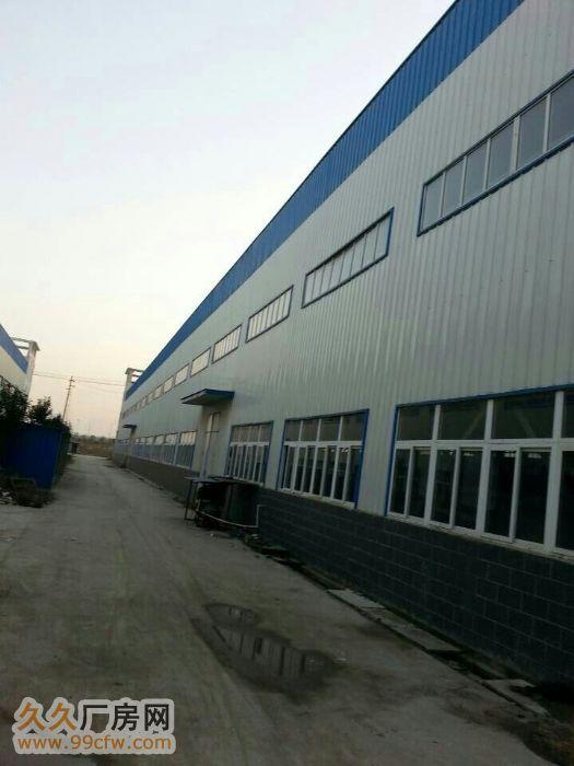 钢结构标准厂房低价出租-图(1)